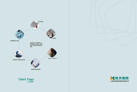 延华智能科技(集团)股份 品牌宣传亿博国际备用网站 画册亿博国际备用网站 宣传亿博国际备用网站