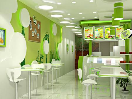冷饮咖啡连锁店VIS专柜亿博国际备用网站|形象亿博国际备用网站