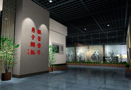 上海博物馆知青馆展览展示亿博国际备用网站
