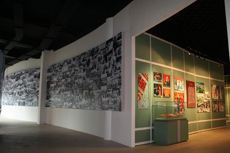 上海博物馆知青馆展示设计
